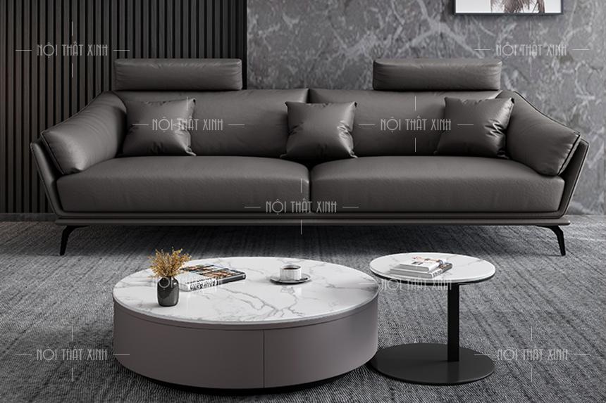 Mẫu sofa văng hiện đại NTX220