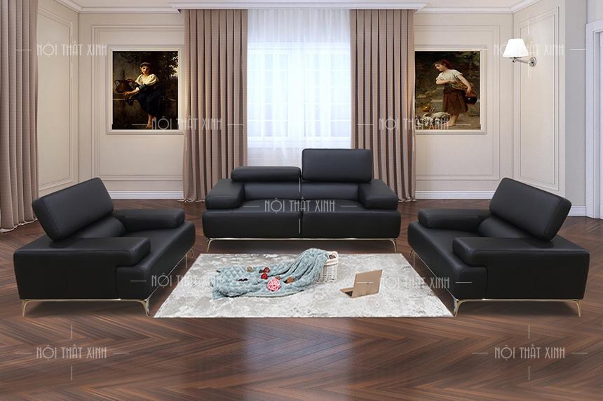 Ghế sofa Malaysia nhập khẩu cao cấp tại Nội Thất Xinh