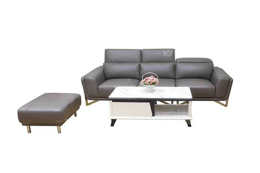 Sofa da đẹp Malaysia G8371-V