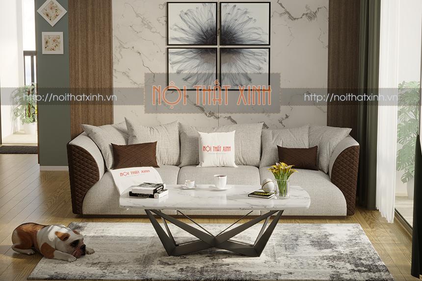 Mẫu sofa văng đẹp NTX207