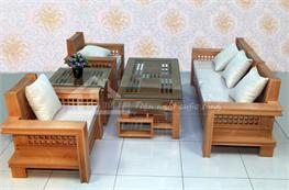 Sofa gỗ mã XGO01