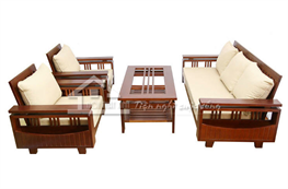 Sofa gỗ mã XGO06