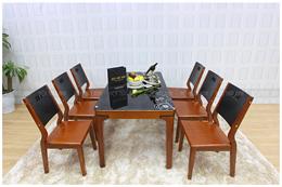 Bàn ghế ăn mã H5K