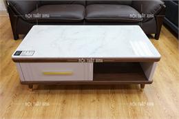 Bàn trà sofa mặt đá BT914