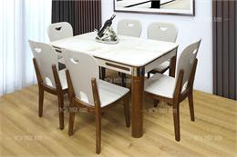 Bộ bàn ghế ăn cơm XBA190