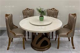 Bộ bàn ghế ăn đẹp BA2101