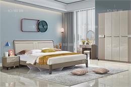 Bộ giường tủ phòng ngủ cao cấp GT109