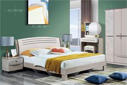 Bộ giường tủ phòng ngủ đẹp GT116