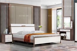 Bộ giường tủ phòng ngủ đẹp GT130