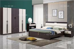 Bộ giường tủ phòng ngủ GT113