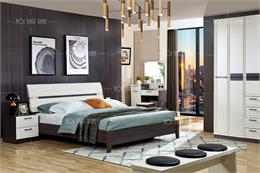 Bộ giường tủ phòng ngủ GT124