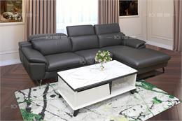 Ghế sofa da cao cấp G8381