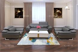 Ghế sofa da cao cấp G8381-B