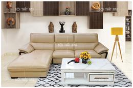 Ghế sofa da thật mã NTX704