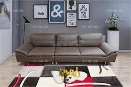 Ghế sofa da bò 100% Malaysia H9176-V