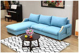 Ghế sofa nỉ đẹp NTX1839