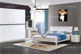 Giường ngủ đẹp GN108