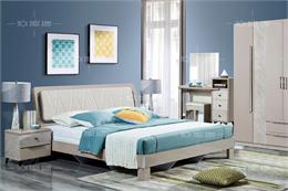 Giường ngủ đẹp GN115