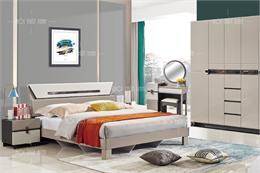 Giường ngủ đẹp GN117