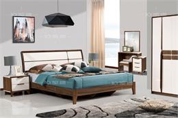 Giường ngủ đẹp GN126