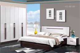 Giường ngủ đẹp GN132