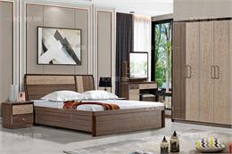 Giường ngủ đẹp GN133