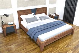 Giường ngủ mã XGN01