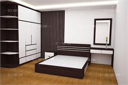 Giường ngủ mã XGN06