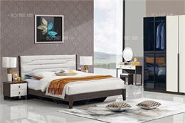 Giường tủ phòng ngủ cao cấp GT121