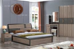 Giường tủ phòng ngủ đẹp GT107