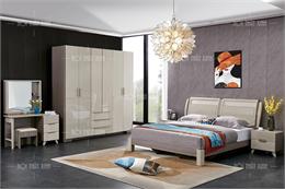 Giường tủ phòng ngủ đẹp GT110
