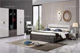 Giường tủ phòng ngủ GT112
