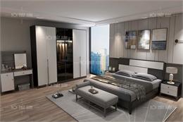 Giường tủ phòng ngủ GT114