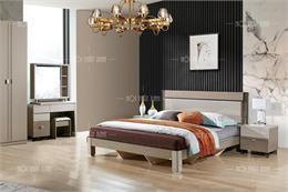 Giường tủ phòng ngủ GT127