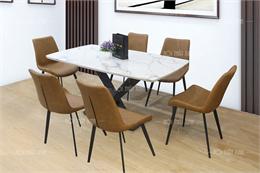 Mẫu bàn ghế ăn BA1908-1