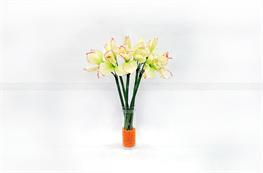 Mẫu hoa lụa đẹp H20