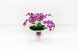 Mẫu hoa lụa đẹp H23