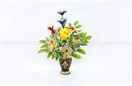 Mẫu hoa lụa đẹp H26