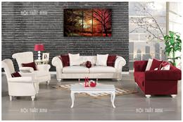 Mẫu sofa cổ điển CD1867