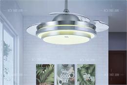 Quạt trần đèn XS0011