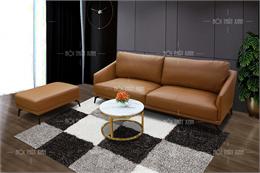 Sofa da đẹp NTX204