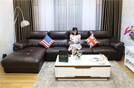 Sofa da mã NTX1111