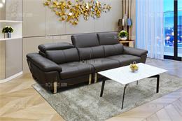 Sofa da thật 100% Malaysia H97054-V