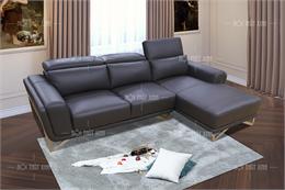 Sofa da nhập khẩu Malaysia G8371-B