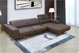 Sofa da nhập khẩu Malaysia H9090-G