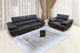 Sofa da thật Malaysia H99038-V