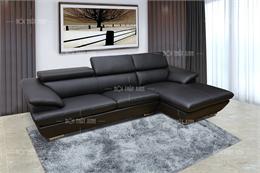 Sofa da thật nhập khẩu Malaysia H8740