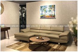 Sofa nhập khẩu Malaysia H98842-G