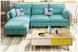 Sofa nỉ cao cấp NTX1858