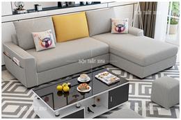 Sofa nỉ cao cấp NTX1860